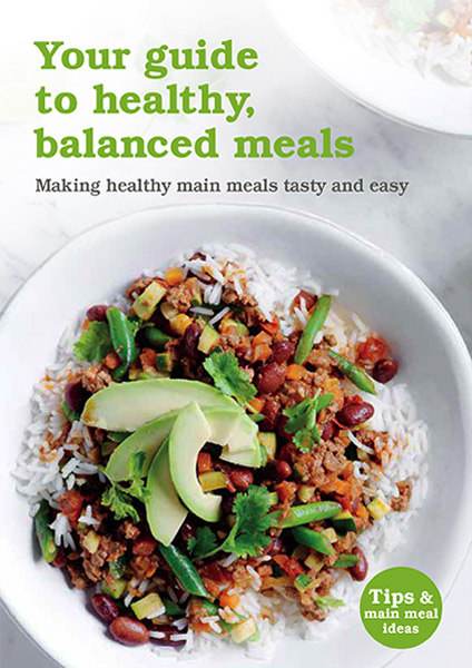 Meat and healthy eating mla healthy meals your guide to healthy balanced meals pdf forumfinder Choice Image